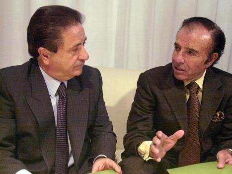 """Duhalde sobre Menem: """"Era uno de los pocos que gozaba de la política"""""""