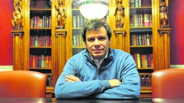 Facundo Manes está internado por coronavirus en la Fundación Favaloro