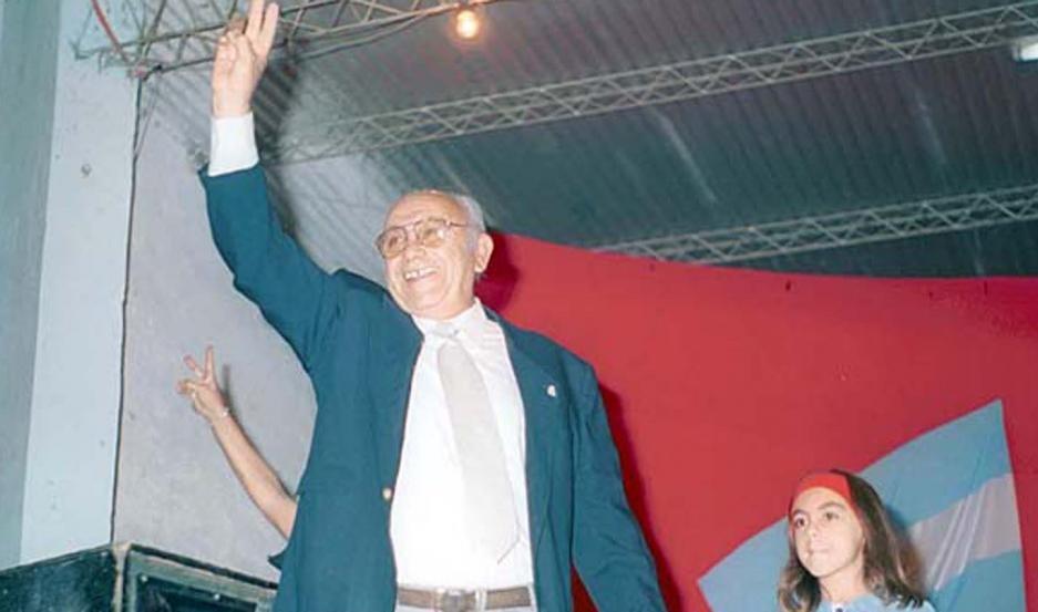 Dolor en Quimilí por el fallecimiento del exintendente, Dr. Rene Mustafá