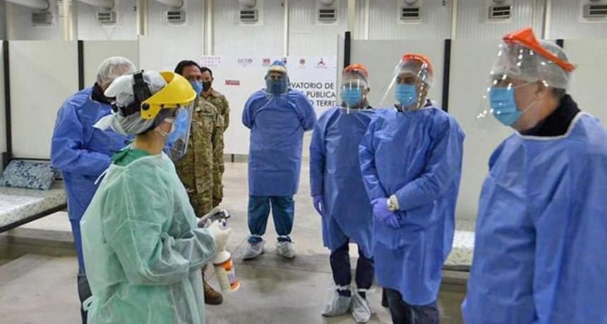 Este martes dos personas perdieron la vida y reportaron 118 contagiados de coronavirus en Santiago