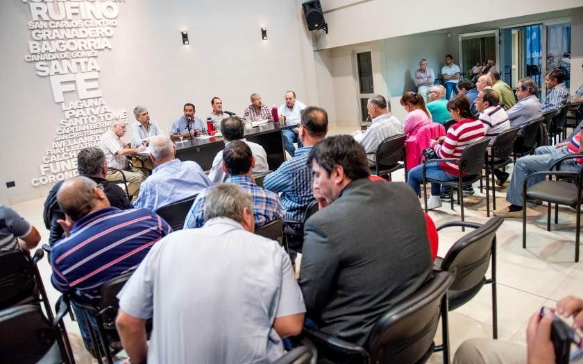 FESTRAM convocó urgente al Plenario de Secretarios Generales