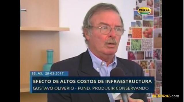 Agro: Cuestionan la escasa inversión en infraestructura