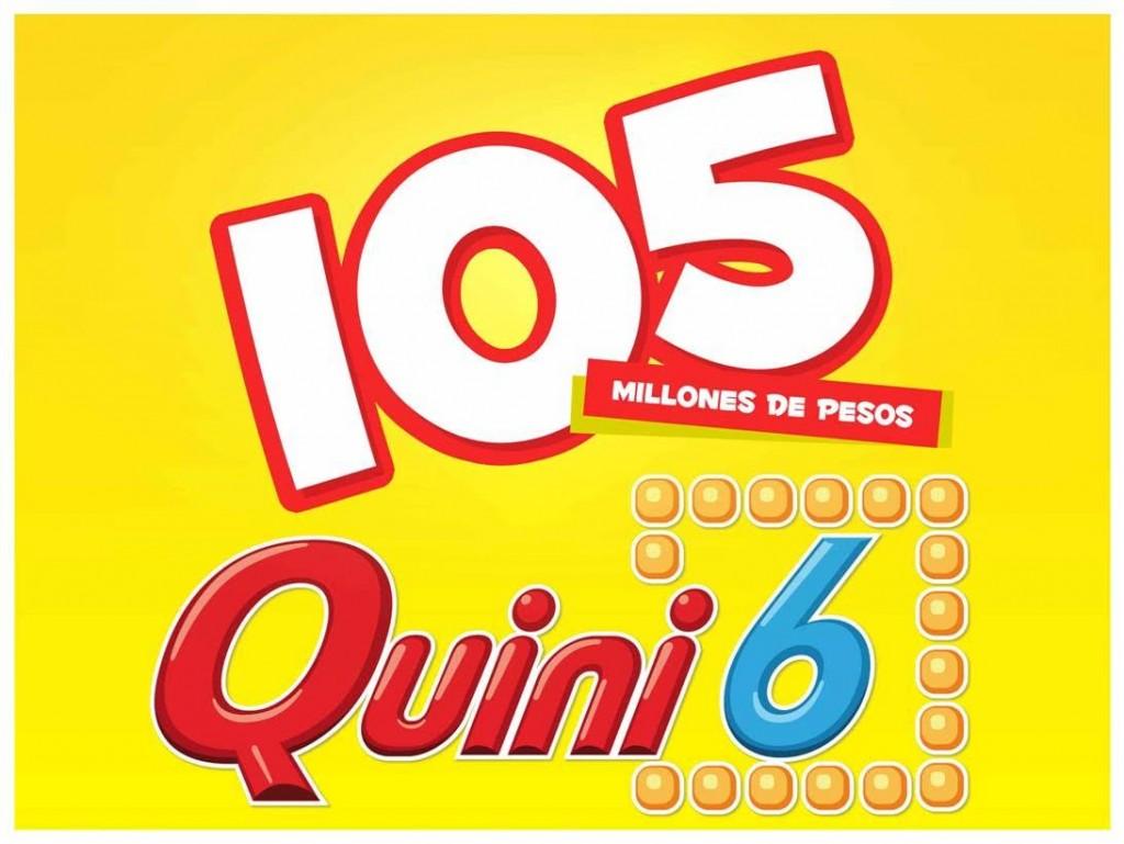 Este domingo, el Quini 6, sorteará $105 millones