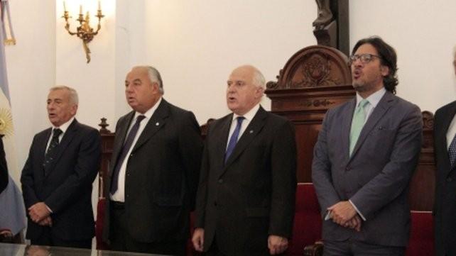 Gutiérrez alertó sobre el peligro que entraña la politización de la Justicia