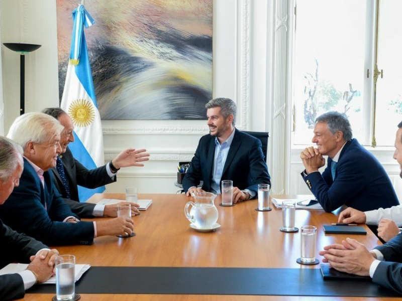 El Gobierno y la UIA acordaron trabajar en conjunto
