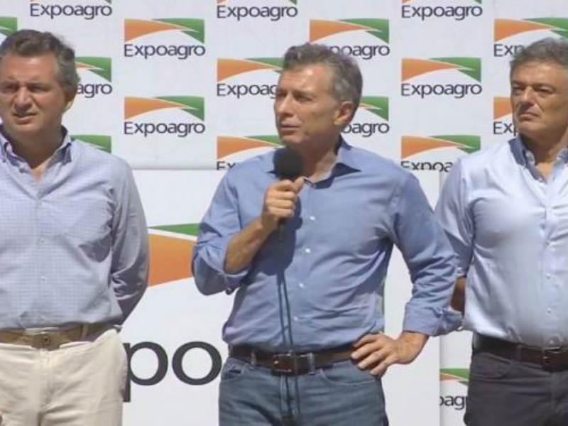 El paquete de beneficios para el campo que anunció Macri