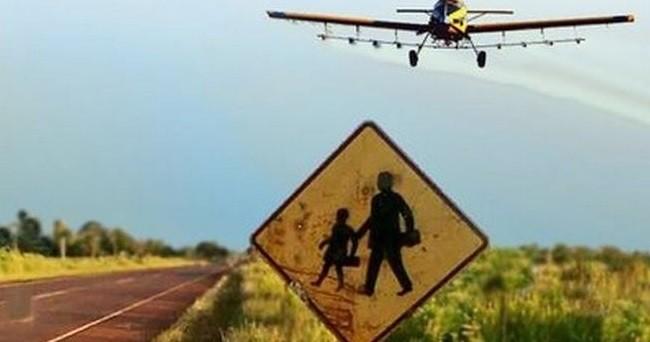 Entre Ríos: 760 estudiantes fueron afectados por fumigaciones