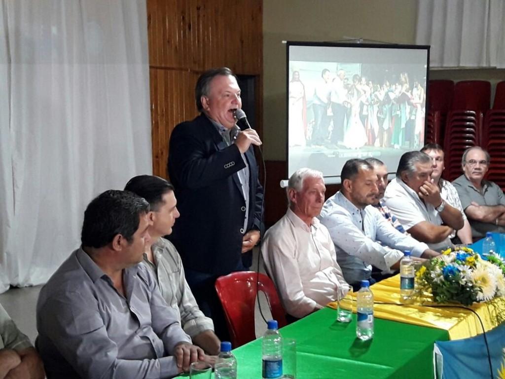 La ciudad de Ceres será Sede de la 5° Fiesta de la Confraternidad Departamental el próximo 30 de septiembre