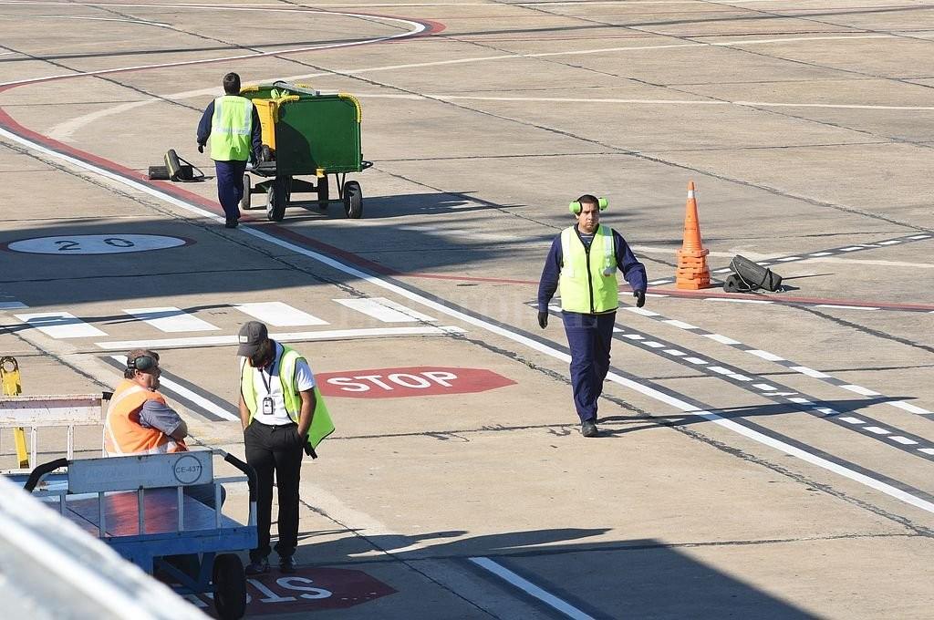 El aeropuerto de Sauce Viejo incorpora tecnología para la detección de rayos