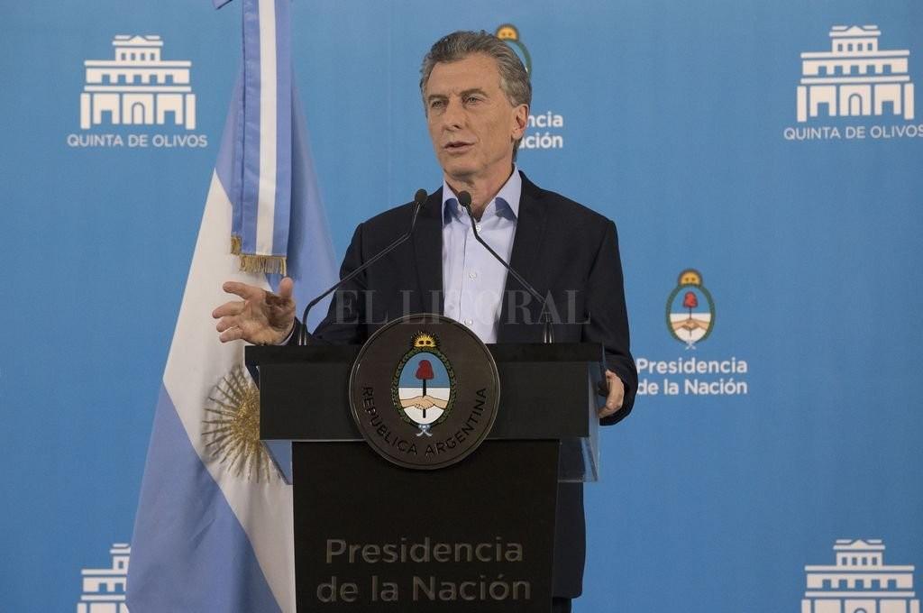 Macri habló sobre la roptura de Cambiemos en Córdoba: