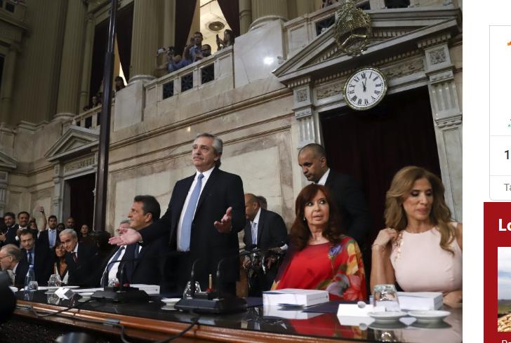 La oposición criticó la falta de anuncios económicos pero rescató
