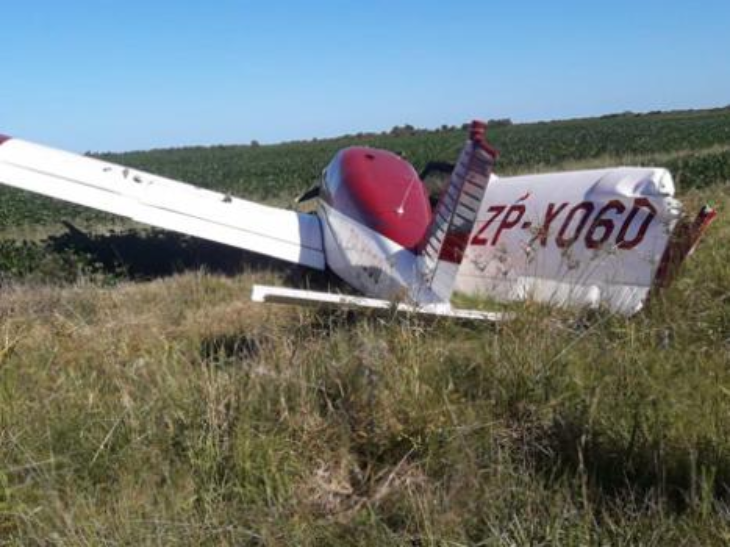 Detuvieron a un expolicía en Tostado por la investigación de la avioneta hallada con droga