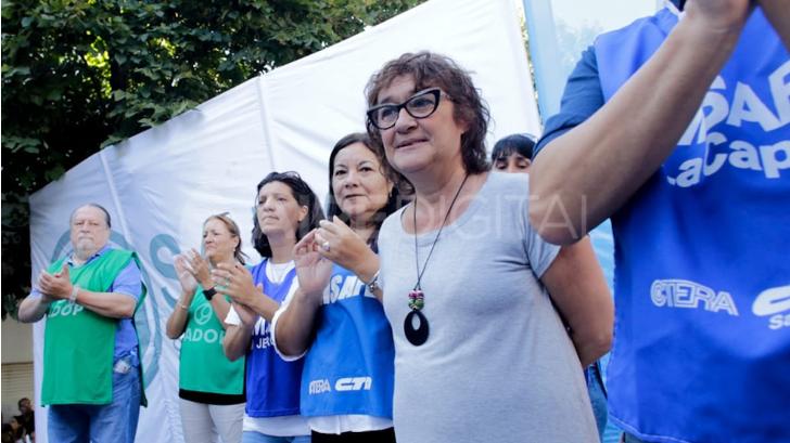 Paro docente: Perotti anunció una inminente convocatoria a los gremios