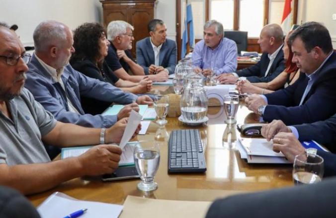 Nueva reunión paritaria para los gremios de la administración central
