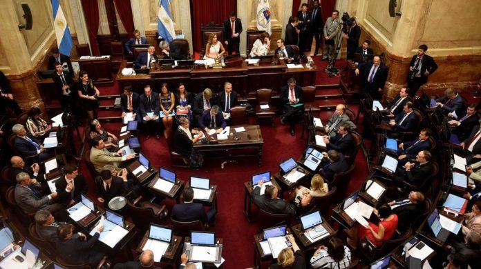 El Senado aprobó la ley de eliminación de las jubilaciones de privilegio