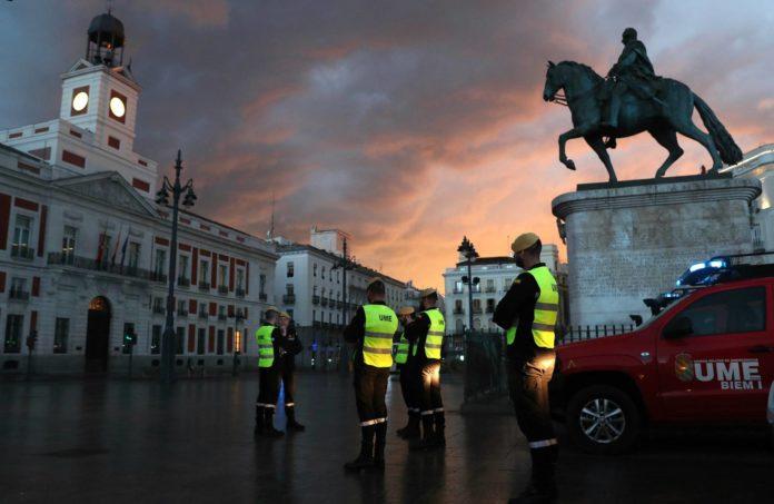 España en cuarentena: relato en primera persona