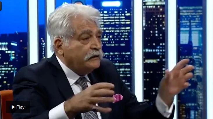 """Jorge Asís criticó la estrategia del Gobierno por el coronavirus: """"No es casual que donde más se cumple la cuarentena es en Recoleta"""""""
