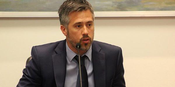 """Busatto: """"El Frente Progresista no tiene voluntad de colaborar"""""""