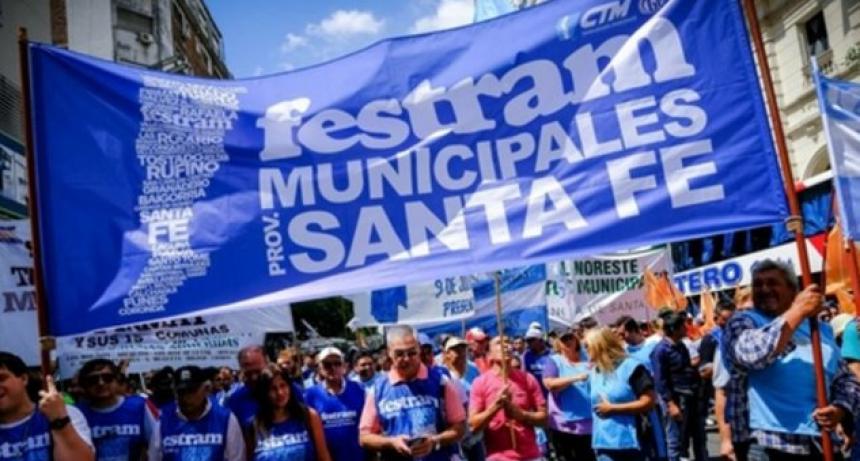 Municipales ratificaron el paro de 48 horas para martes y miércoles