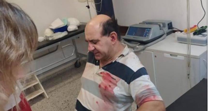 Presidente comunal recibió una golpiza tras denunciar un incumplimiento de cuarentena