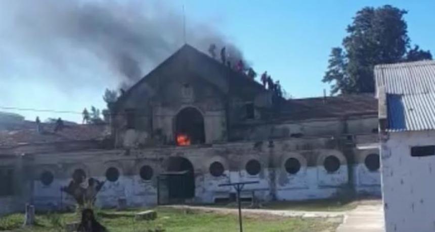 Disturbios en las cárceles de Las Flores, Coronda y Piñero