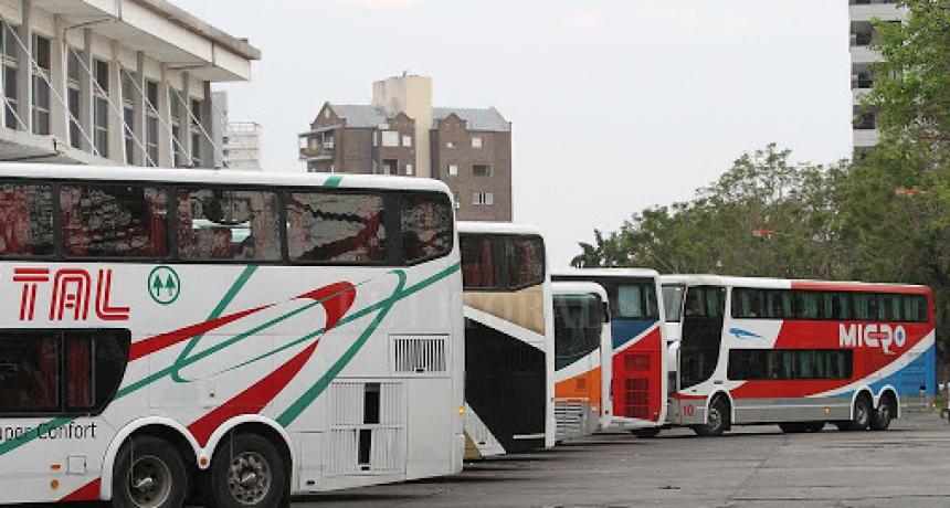 Prorrogan las suspensiones totales de los servicios de transporte automotor