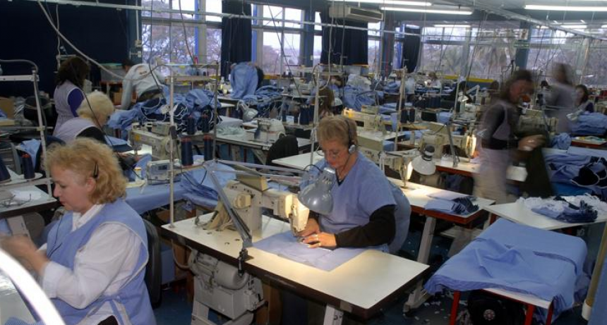 La Industria Textil de U.P.C.N. trabaja para la emergencia sanitaria