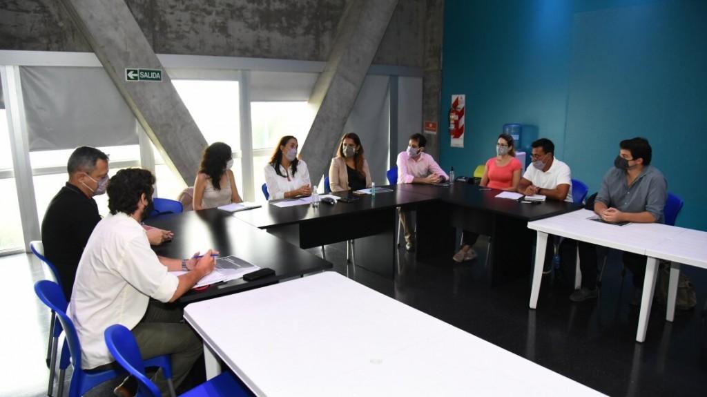 Provincia y Nación avanzan en la puesta en marcha de un inventario de humedales en territorio santafesino
