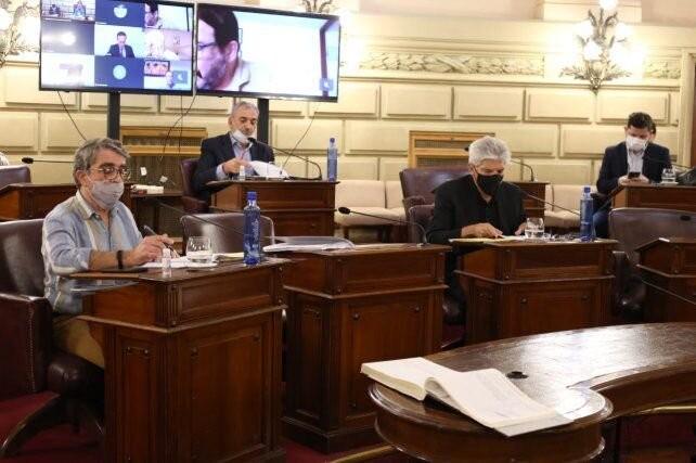La Cámara alta santafesina dejó en suspenso la comisión de evaluación de fiscales