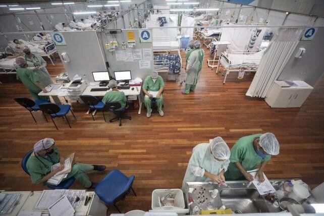 Rosario reportó 26 muertos por coronavirus en un día y acumula 50 decesos en la semana