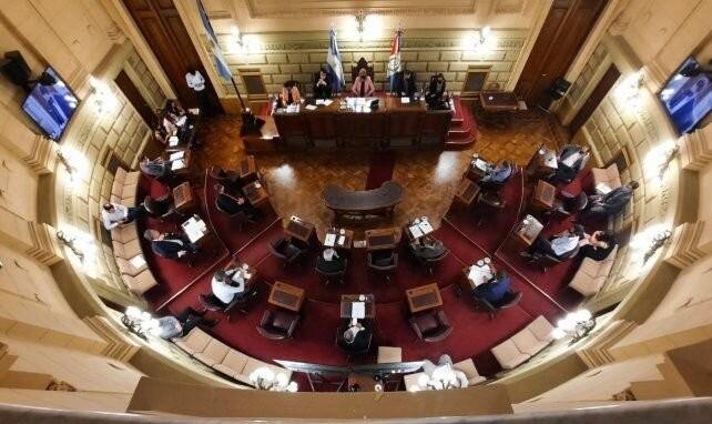 Juicio político a Sain: el Senado, entre la adhesión, la cautela y una