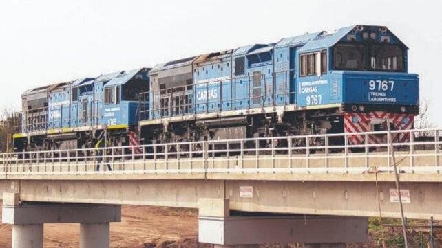 Los trenes operados por el Estado ganan participación en el volumen de carga