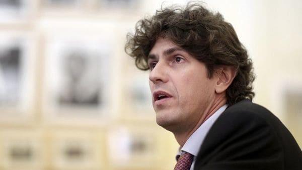 Martín Lousteau renunció como embajador en Washington