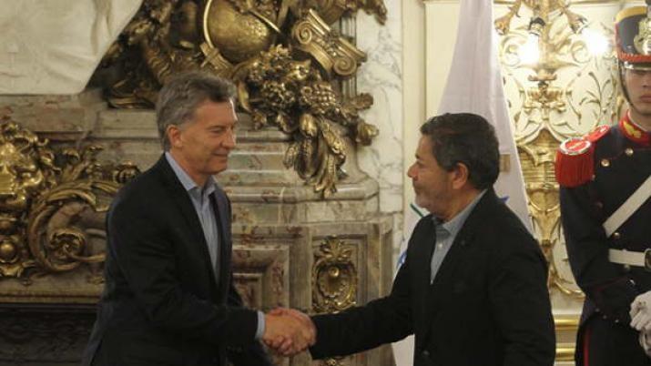 Macri afirmó que presentará batalla a