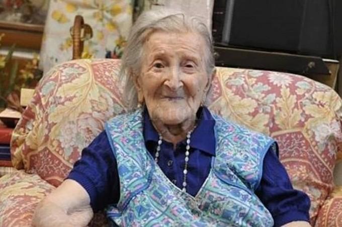 Con 117 años, murió la persona más anciana del mundo
