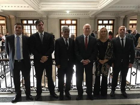 Juraron en Tribunales los nuevos fiscales y defensores en Santa Fe