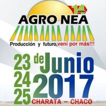 Expo Agro Nea. Charata Chaco Argentina