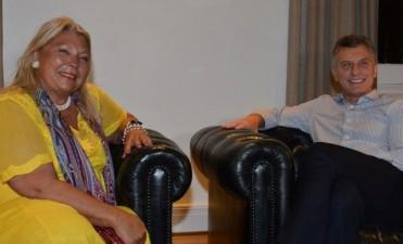 Macri y Larreta intentarán convencerla para que le ponga un freno a Lousteau