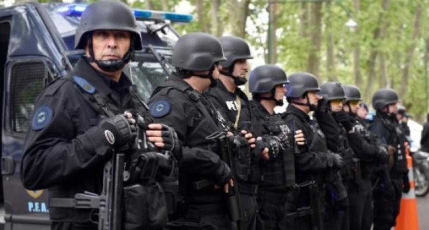 Esta semana llegarán más agentes federales a Santa Fe