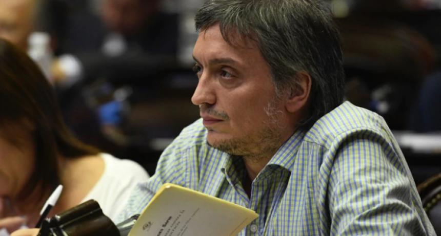 Un impuesto especial para diputados, otro para la riqueza y límite a la rentabilidad de los súper: cómo es el proyecto que analiza Máximo Kirchner
