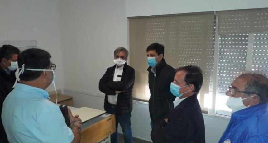 Camioneros de Santa Fe cedió un sanatorio a la provincia