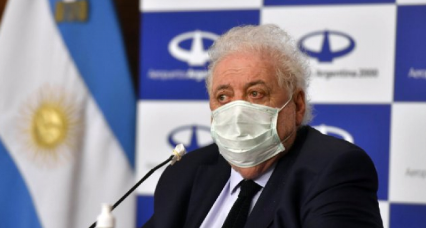 El ministro de Salud hizo un balance de un mes de cuarentena y lo calificó como