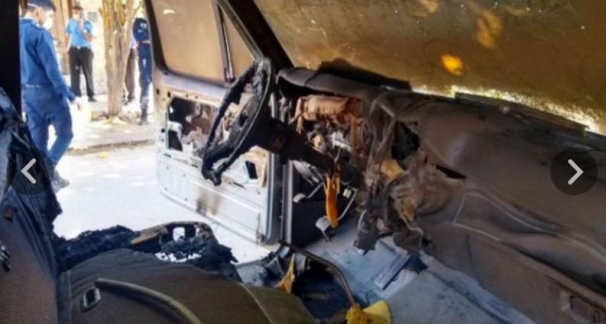 Locura contra una médica en La Rioja: le quemaron el auto por tener coronavirus