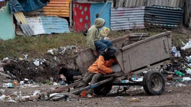 Argentina, una fábrica de pobres