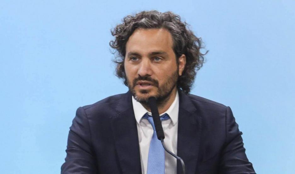 """Santiago Cafiero le respondió a Juntos por el Cambio: """"Generen propuestas, no chicanas"""""""