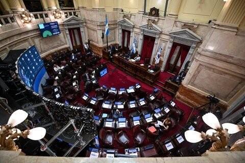 El Senado aprobó y convirtió en ley la reforma sobre Ganancias
