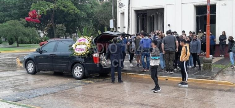 Sepultaron los restos de Marcela Maydana y este sábado se hará la audiencia imputativa a su expareja