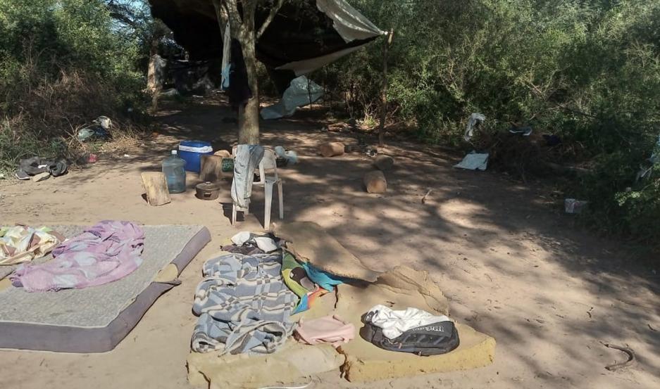 Rescataron a trabajadores rurales que se encontraban en condiciones infra humanas