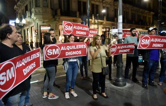 Un informe revela que el 43 por ciento de los inquilinos de Rosario está endeudado