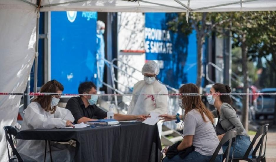 Covid en Santiago del Estero: 286 contagios nuevos y un deceso